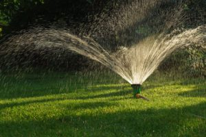 Landscape sprinkler bklit iStock 000013569461XSmall 300x200 - Landscape sprinkler