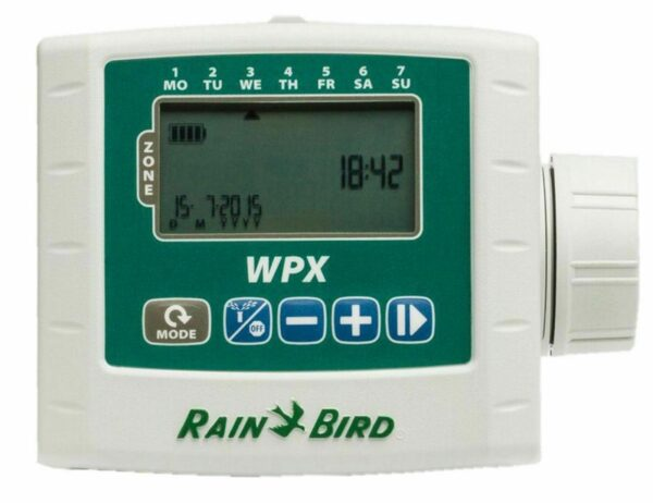 WPX 600x462 - RainBird WPX Battery-Operated Controllers