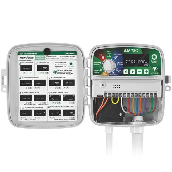 esp tm2 dooropen 1 600x600 - RainBird ESP-TM2 Series Controllers