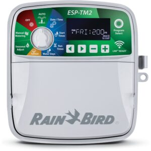 esp tm2 front 300x300 - RainBird ESP-TM2 Series Controllers