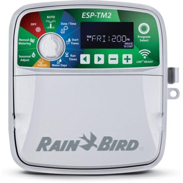 esp tm2 front 600x600 - RainBird ESP-TM2 Series Controllers