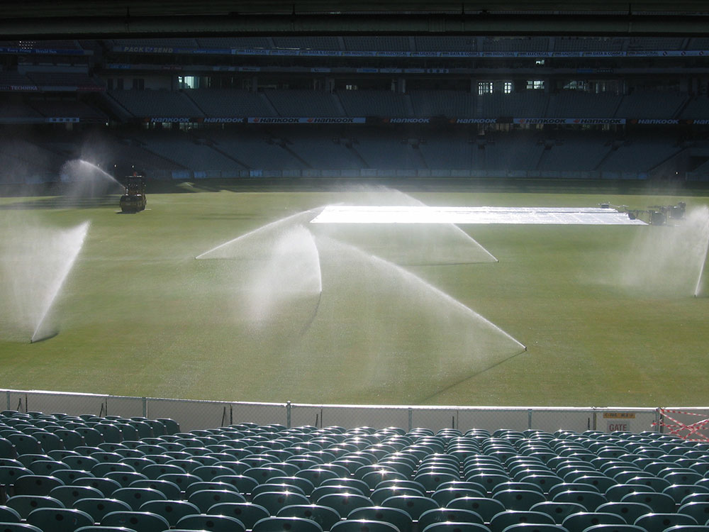 mcg - Why do a Pre-Season Check on your Irrigation?