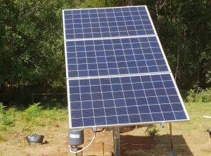 solar powered pump 300x222 - Solar powered pump