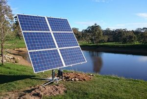solar water pump system installed in adelaide hills 300x201 - solar water pump system